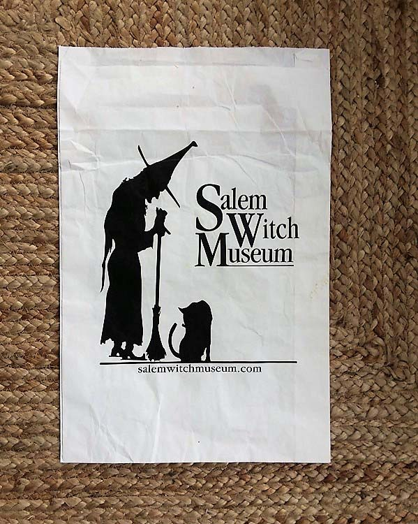 Framing Souvenir Gift Bag Art | Making art from souvenir paper bags | stowandtellu.com