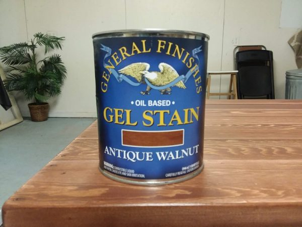 General Finishes Antique Walnut Gel Stain