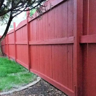 Fix a Leaning Fence Post with Post Buddy
