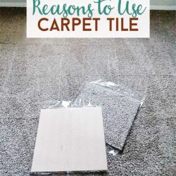 7 Reasons to use carpet tile