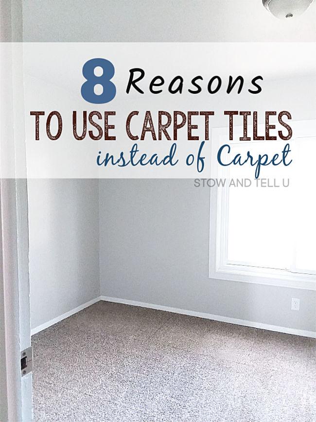 8 Pro Reasons for Choosing Self-Adhesive Carpet Tiles