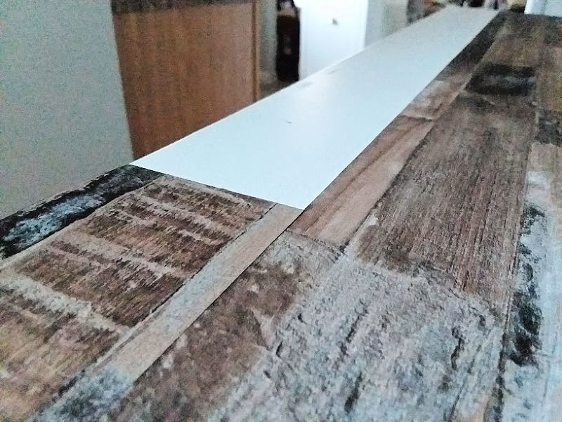 Peel and Stick Wallpaper Countertop