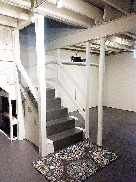 7 Amazing Painted Flooring Ideas for Basement Floors