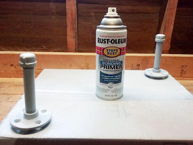 bonding primer for industrial pipe