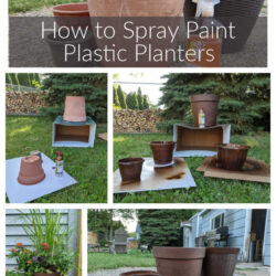 Step-by-Step-How-to-Spray-Paint-Plastic-Planters